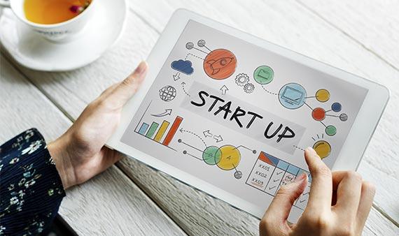 Imagem Startups